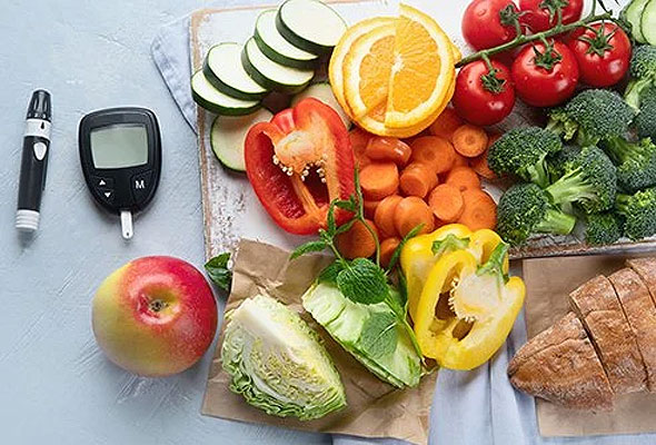 Low Glycemic Index foods a